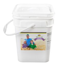 High Protein Red Spring Wheat 25lb Bucket
